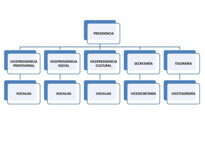Organigrama IPA Madrid