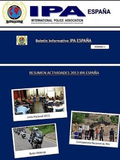 Boletín IPA España 2013
